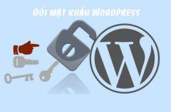 Đổi mật khẩu WordPress