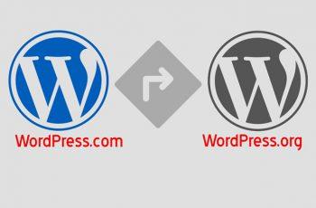 Hướng dẫn chuyển từ WordPress.com về WordPress.org