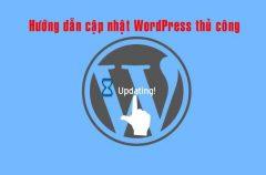 Cập nhật Wordpress thủ công